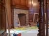 Hannum House Fireplace