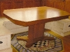 custom quarter sawn white oak table