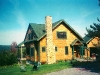 craftsman cottage home from the east