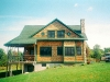 craftsman cottage home from the south