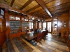 working office library