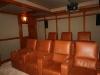 sound studio quality, custom home theater