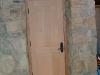 custom site built door