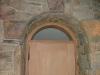 arched custom site built door