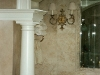 arch and column trim work
