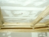 coffered and paneled ceiling