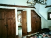 custom doors and trim - red oak