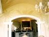 custom arch and columns